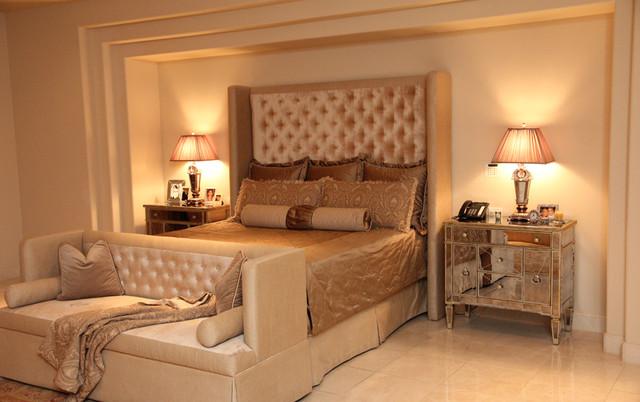 Hidden Paradise Luxury Traditional Bedroom Phoenix