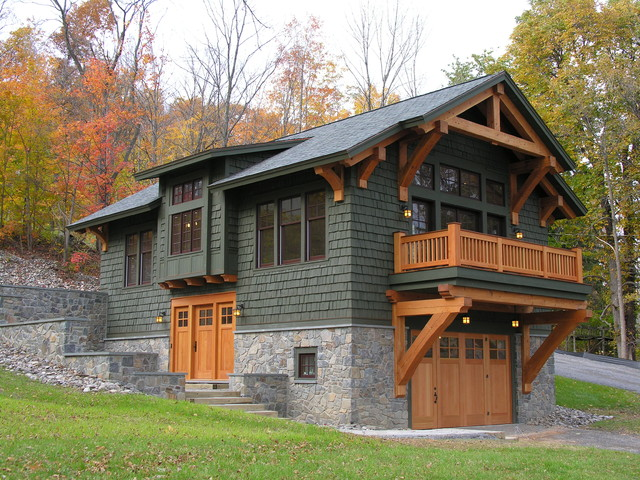 The Boathouse Craftsman-exterior