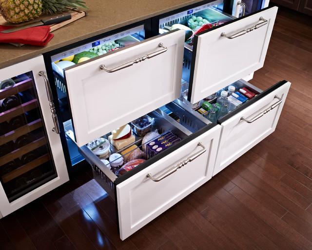 Outdoor Undercounter Refrigerator And Freezer