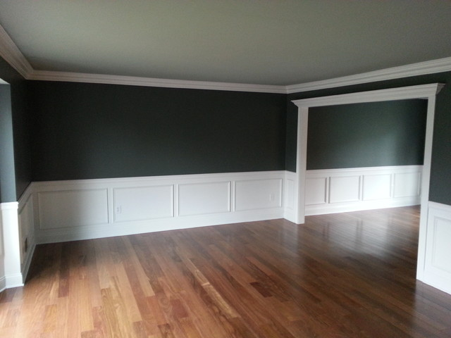 Shadow Box Wall Molding