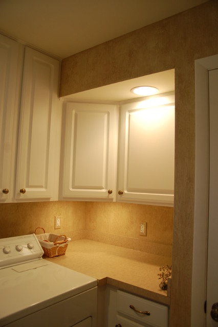 ulled plaster finish laundry room on laundry room wall covering ideas id=23591