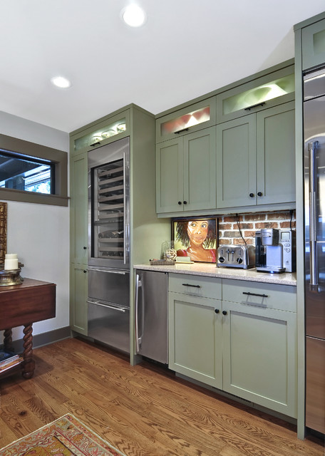Low Country Transitional Kitchen Charleston Custom