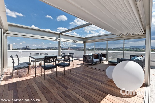 Pergotenda- Patio awnings with retractable roofs by ... on Corradi Living Space id=43204
