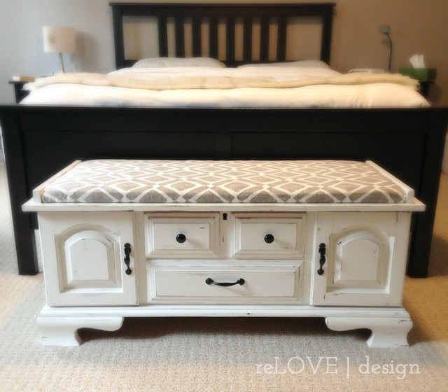 bedroom bench chest - Bedroom Design
