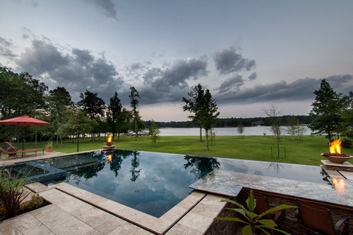 Infinity Pool by Downunda Aquatic Environments via Houzz.com