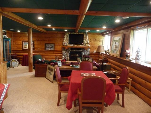 Cabin Pendant Lights