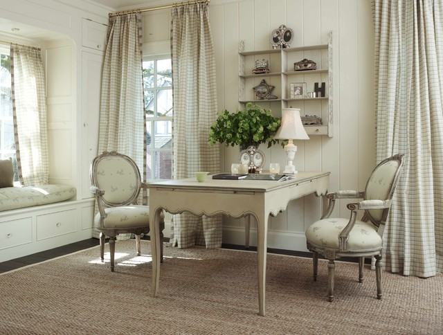 traditional home office by Warmington & North