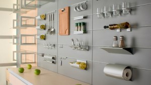 Aluminum Wall System With Accessories Contemporary