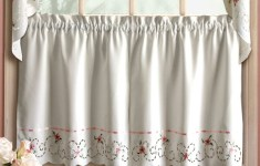 Clever Modern Kitchen Curtains That Will Motivate You To Workout
