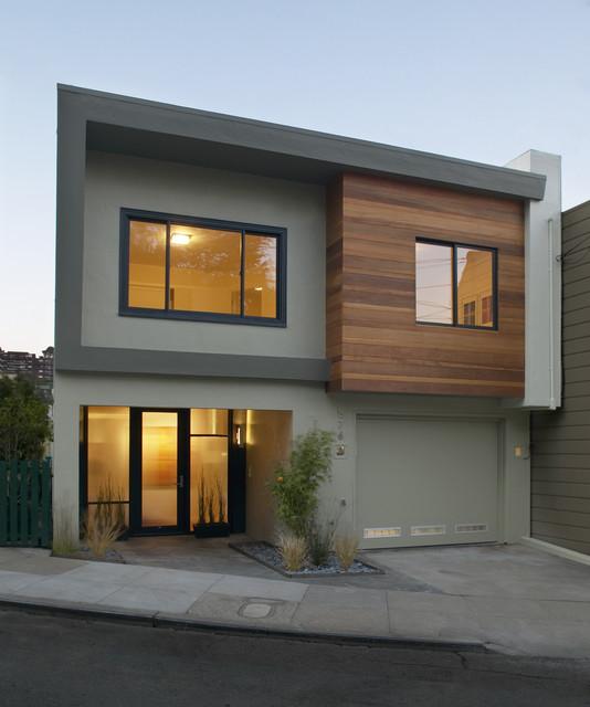 30th Street Residence modern-exterior