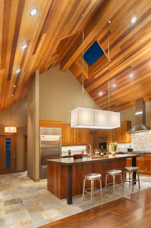 Are You Using Recessed Lights Specified For Slanted