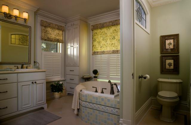 Turn Of The Century Master Bath Traditional Bathroom