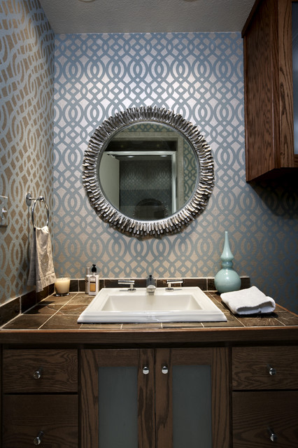 Pulp Design Studios contemporary bathroom