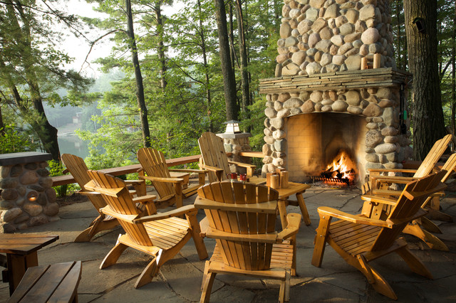 Outdoor Living Space on Houzz Outdoor Living Spaces id=72777