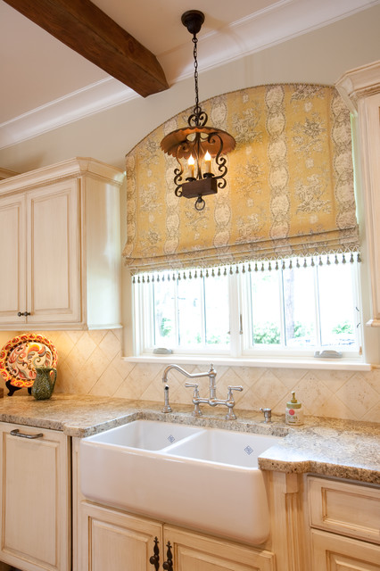 French Country Traditional Kitchen Houston By