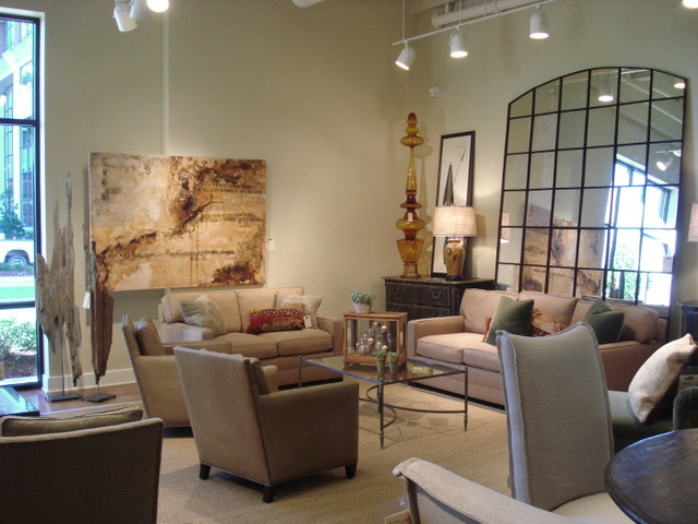 Products Displayed In Lee Showroom, High Point Market