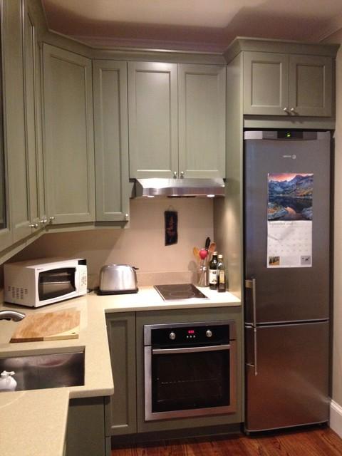 Small Condo Kitchen Design