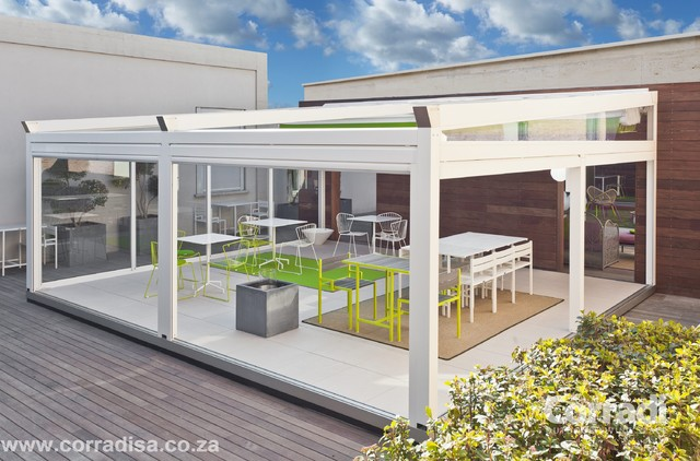 Pergotenda- Patio awnings with retractable roofs by ... on Corradi Living Space  id=81570