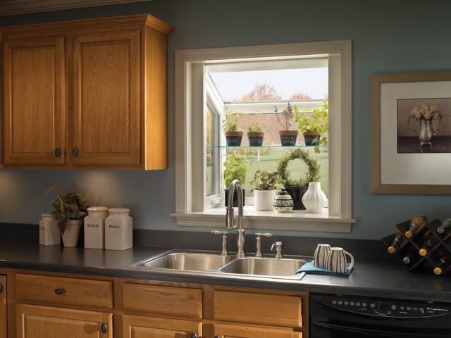 Treatments Bay Window Kitchen Windows Over Sink