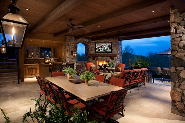outdoor patio living room Outdoor Living Rooms Patio | Homes Decoration Tips