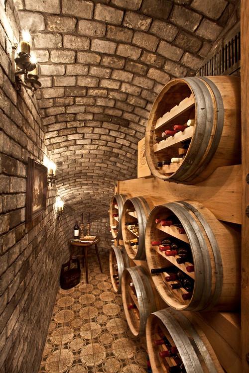 wine cellar by placentia interior designers u0026 decorators palmer interior design