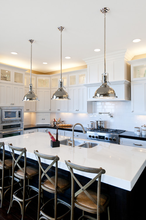 How Far Apart Do You Hang Pendant Lights