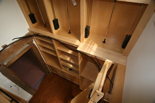 Custom 2 12 Story Closet Traditional Closet
