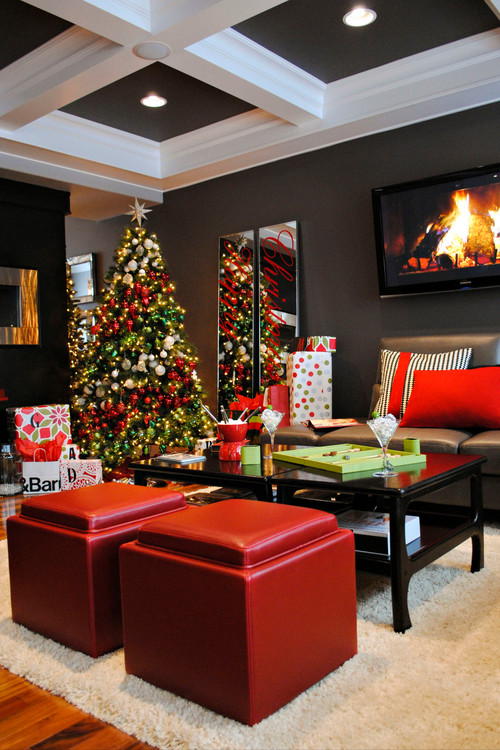 By Design Interiors  Inc    Houston Interior Design Firm     Holiday     Holiday Decorating at it s Finest
