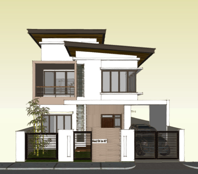 3 Story House Plans With Roof Deck Amazing House Plans