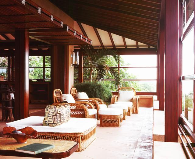 Caribbean Villa Interiors