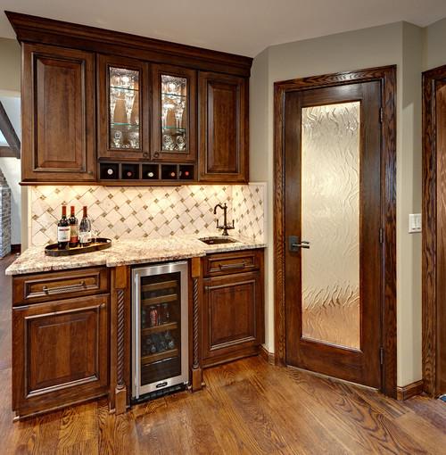 Typhoon Bordeaux Dark Cabinets Backsplash Ideas on Typhoon Bordeaux Granite Backsplash Ideas  id=87449