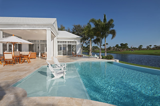 John Mcdonald Co tropical pool