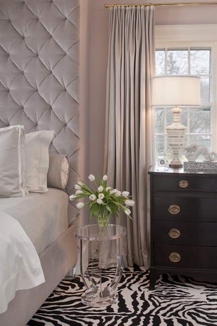 Greenwich Residence traditional bedroom