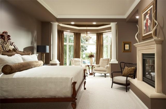 Shadywood Road Residence Master Bedroom
