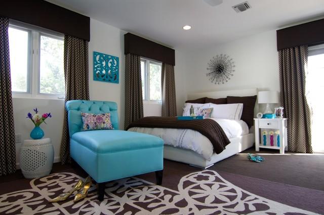 Georgette Westerman Interiors contemporary bedroom