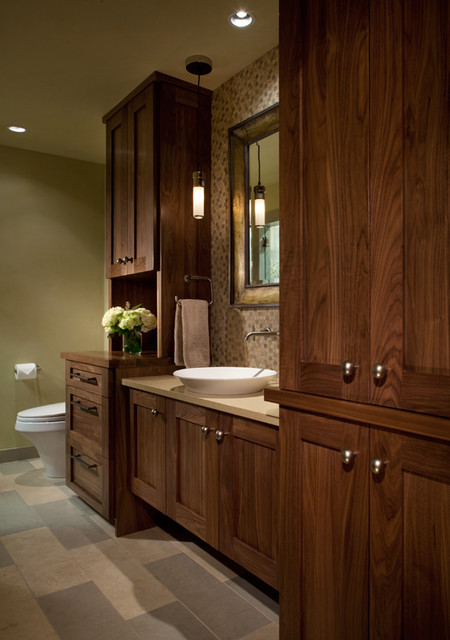 Snowmass Country Club Townhome Modern Bathroom
