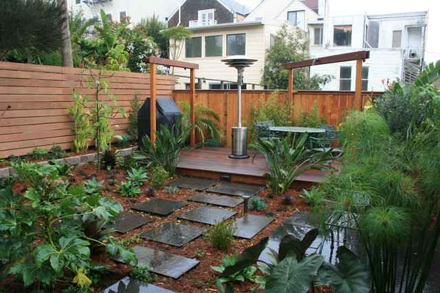 Ideas For Grassless Landscaping PDF on Grassless Garden Ideas  id=74056