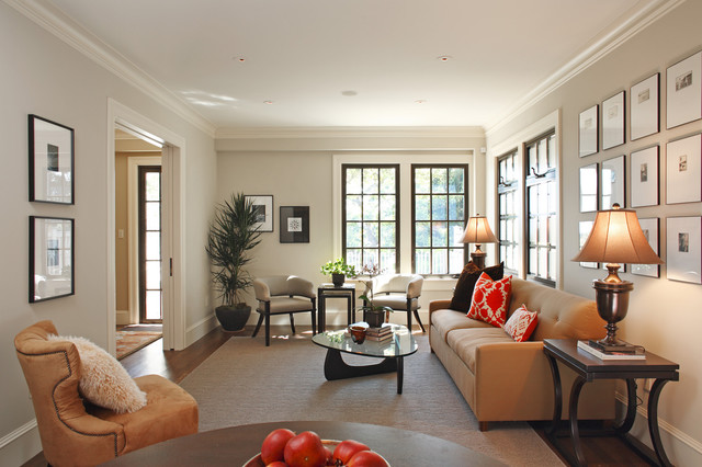 Classical Twist: A Modern Townhouse With Traditional