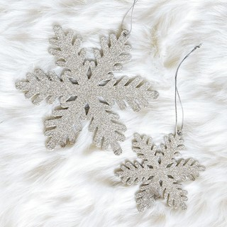 delightful snowflake ornaments for your tree