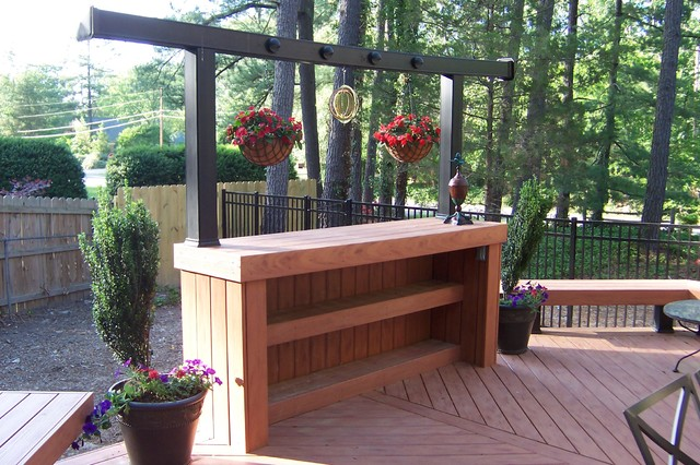 Image Result For How To Build A Screen Room On A Deck