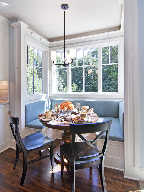 Breakfast Nook Home Design Ideas, Pictures, Remodel and Decor on Nook's Cranny Design Ideas  id=23652