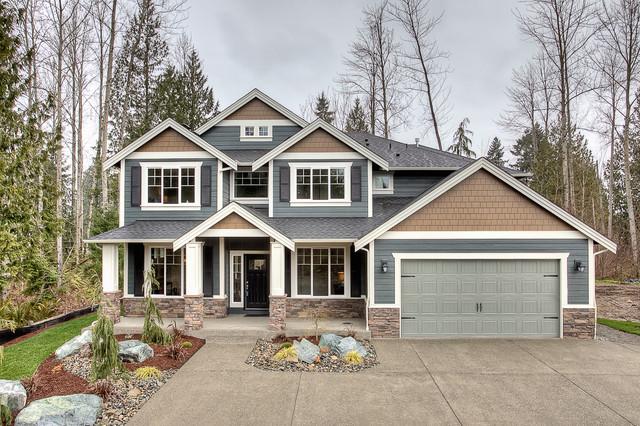 New Homes In Bonney Lake WA