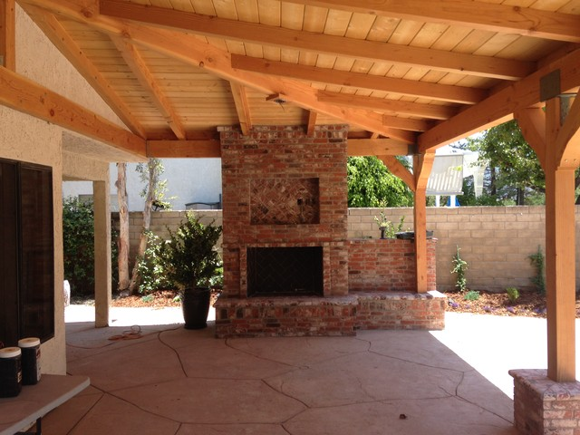 luxury 55 of building a patio cover