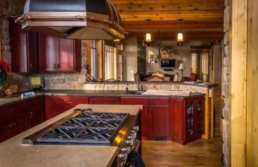 Kitchen Design Ranch Style House Amazing Pictures