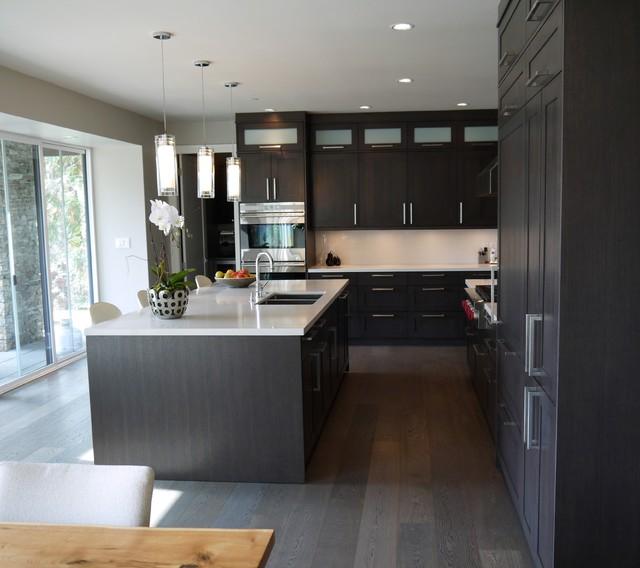 West Coast Kitchen Contemporary Kitchen Vancouver By Christine Austin Design