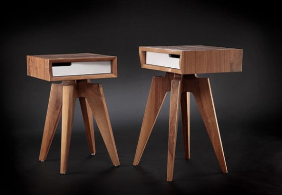 The Borgs End Table By Jory Brigham Design