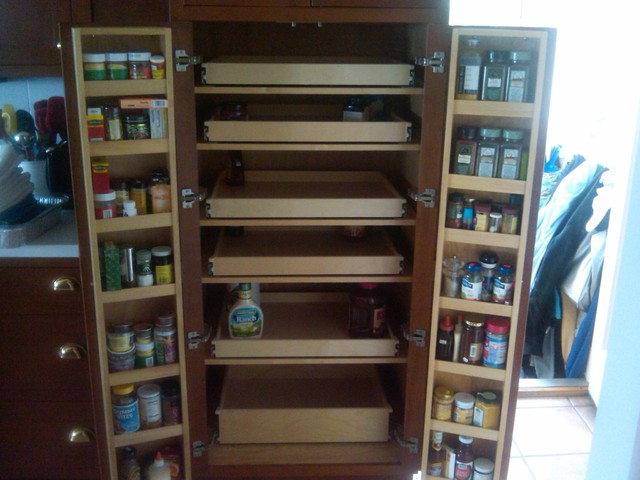 Cabinet Pantry Pull Out Shelves