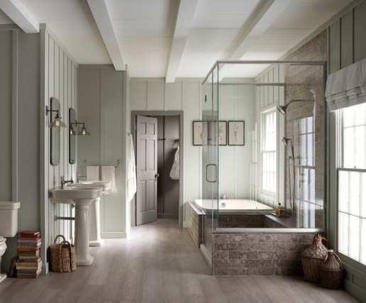 Bathroom Design Trends 2018
