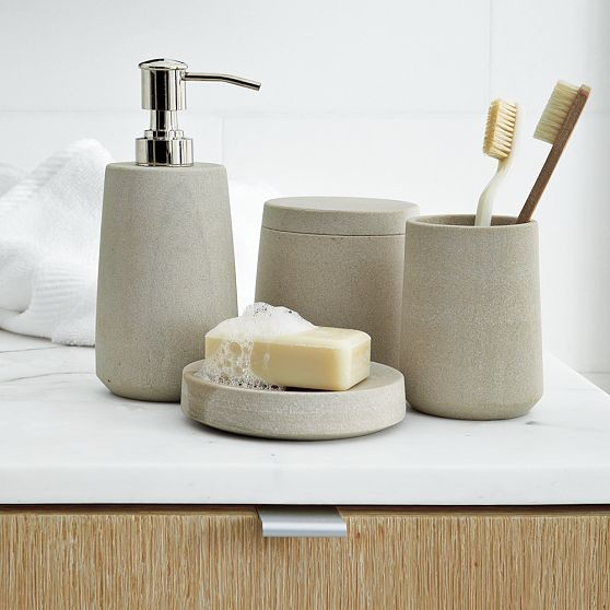 Contemporary Kitchen Roll Holder