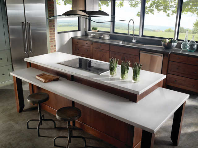 Eco by Cosentino - Contemporary - Kitchen Countertops ... on Modern Kitchen Counter  id=77200